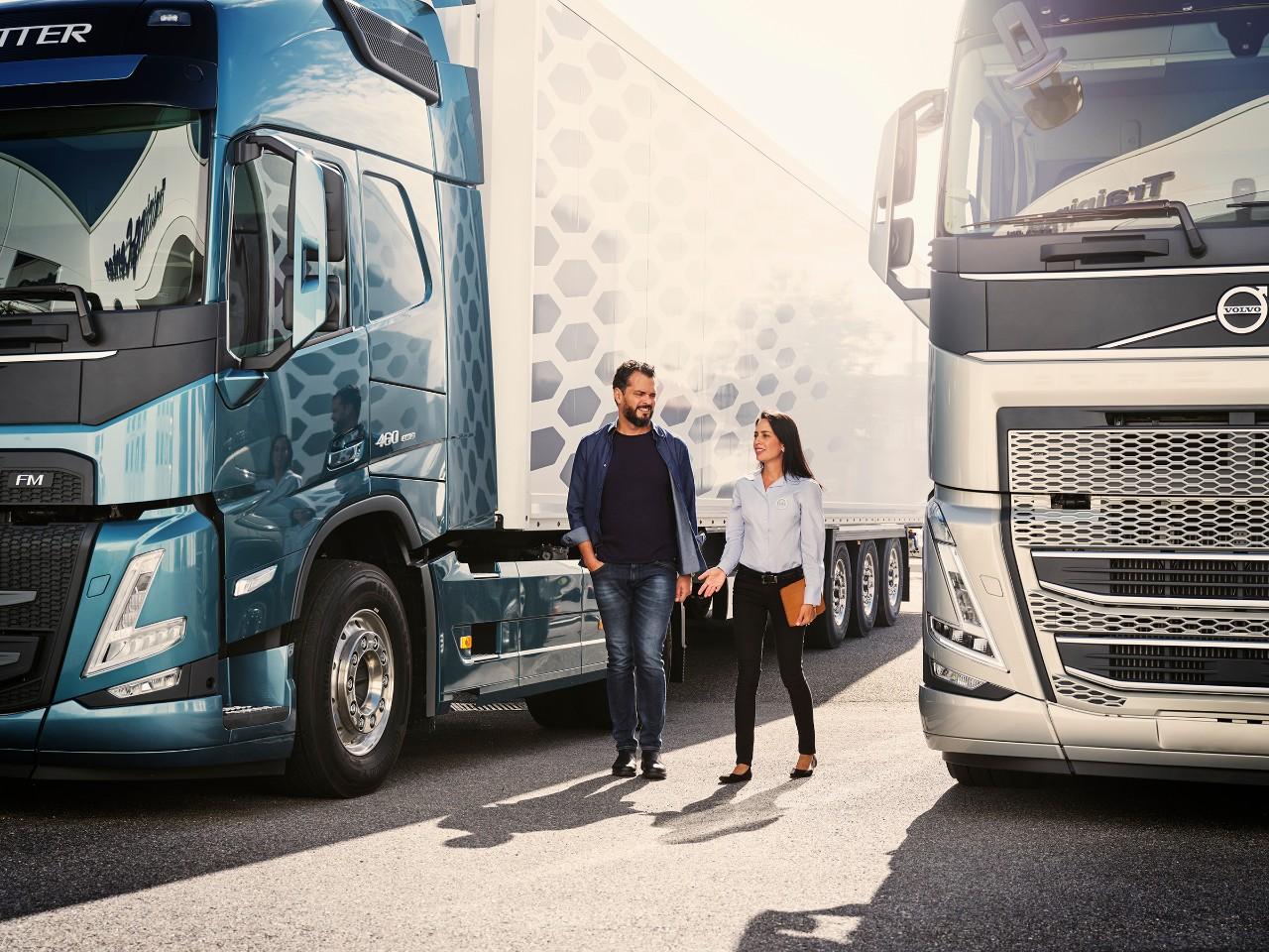 Trucksi teenused – koondatud teie äritegevuse ümber