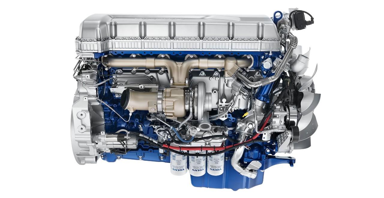 Volvo Trucksi mootor