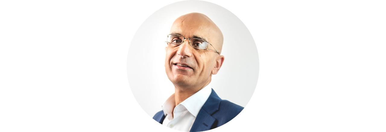 Hayder Wokil, Autonomous & Automated Driving Director, Volvo Trucks