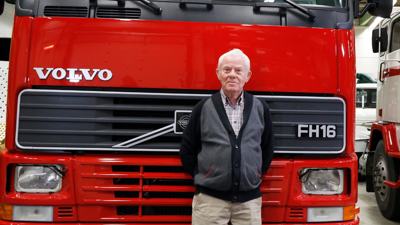 Mees seismas Volvo FH ees