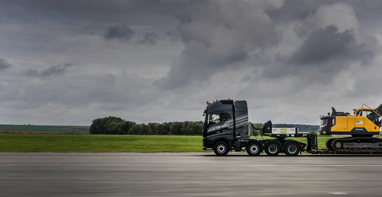 Volvo Selected Used Trucks